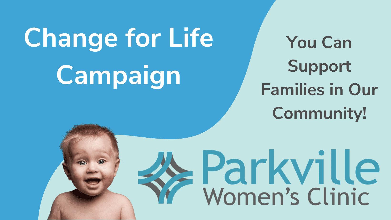 Change for Life Graphic