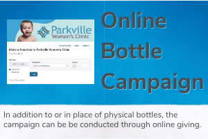 online bottle